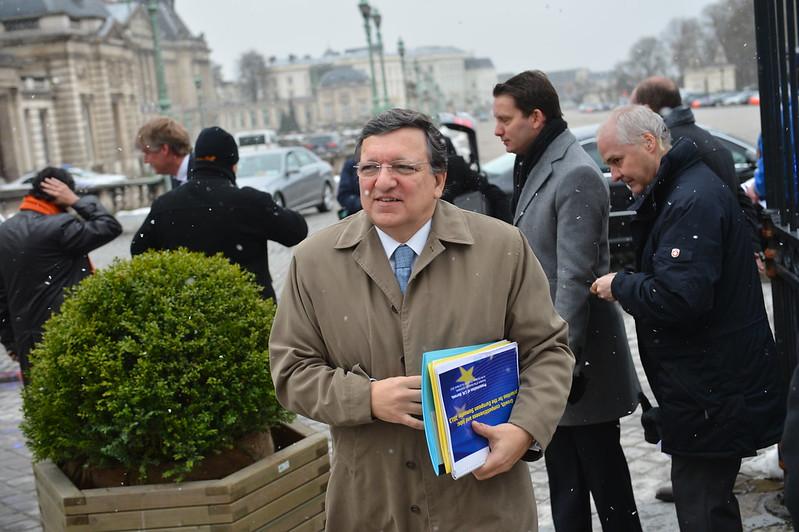 EU-Beitritt oder Embargo! – Barroso droht der Schweiz