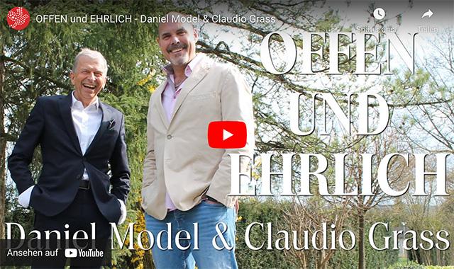 Offen und ehrlich – Daniel Model & Claudio Grass