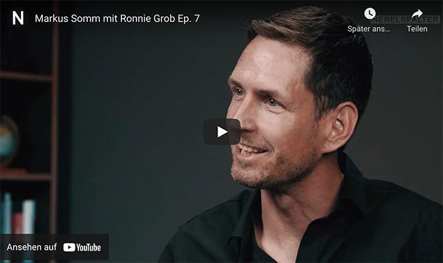 Markus Somm im Gespräch mit Ronnie Grob