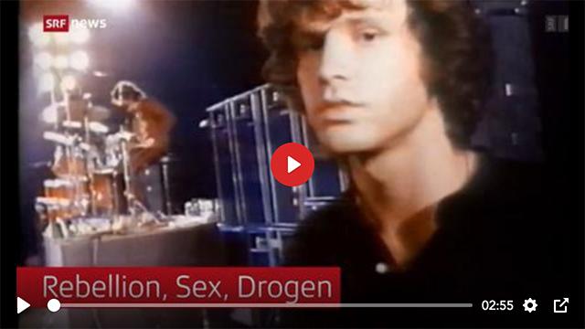 Jim Morrison: 50. Todestag