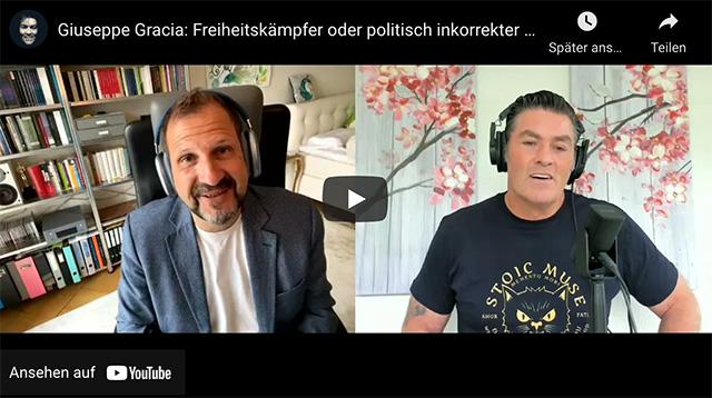 Giuseppe Gracia: Freiheitskämpfer oder politisch inkorrekter katholischer Rebell?