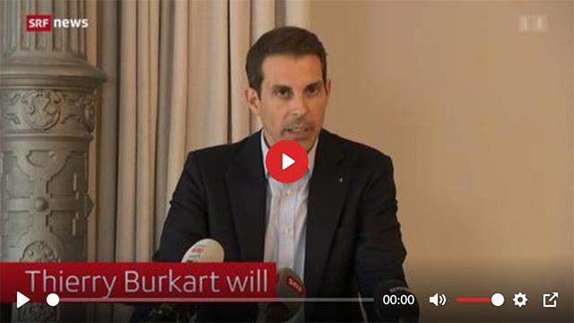 Thierry Burkart soll neuer FDP-Präsident werden