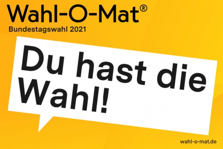 Wahl-O-Mat zur Bundestagswahl