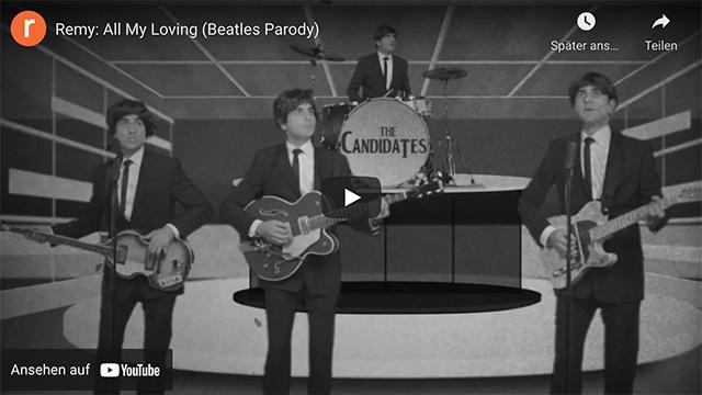 Remy: All My Loving (Beatles Parody)