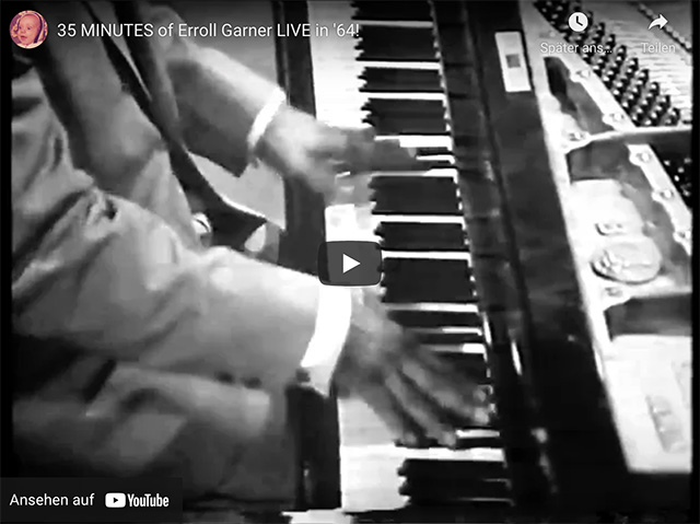 35 Minutes of Erroll Garner Live in 1964